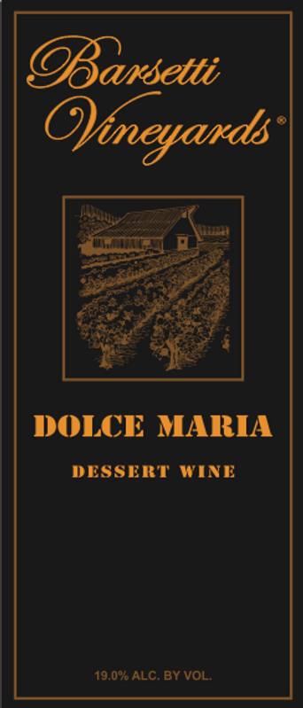 free shipping 80eb1 b0897 Dolce Maria dessert wine