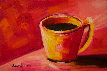 Warm Coffee - 1