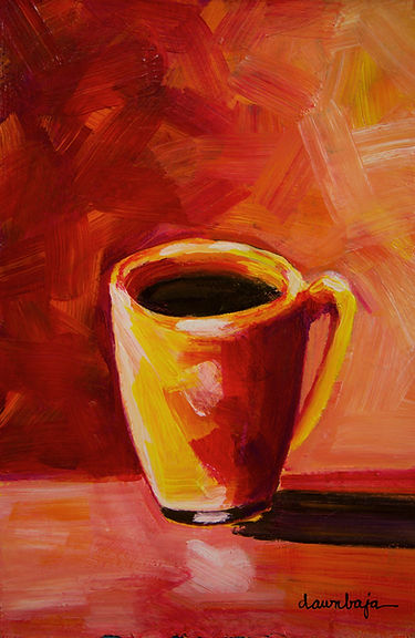 Warm coffee - 4