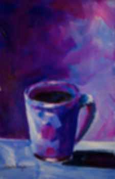 Purple Coffee 3