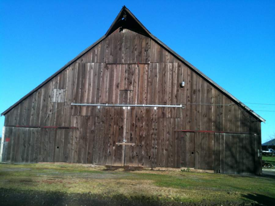 The Barsetti Barn