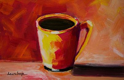 Warm coffee - 3