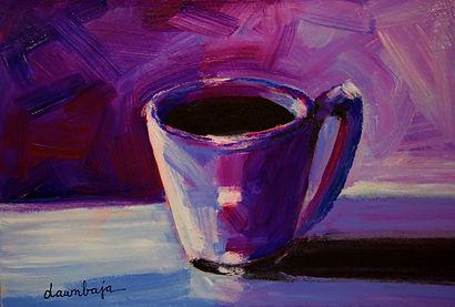 Purple Coffee - 2