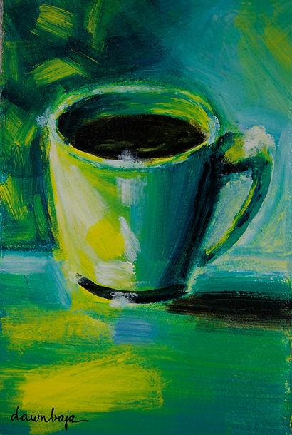 Green Coffee - 1