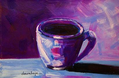 Purple Coffee - 1
