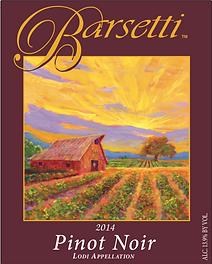 2014 Pinot