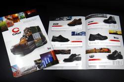 Folder Produtos - Calf Calçados