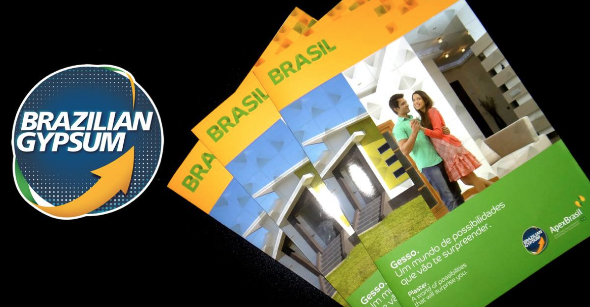 Folder - Brazilian Gypsun/ApexBrasil