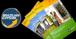 Folder - Brazilian Gypsun/ApexBrasil