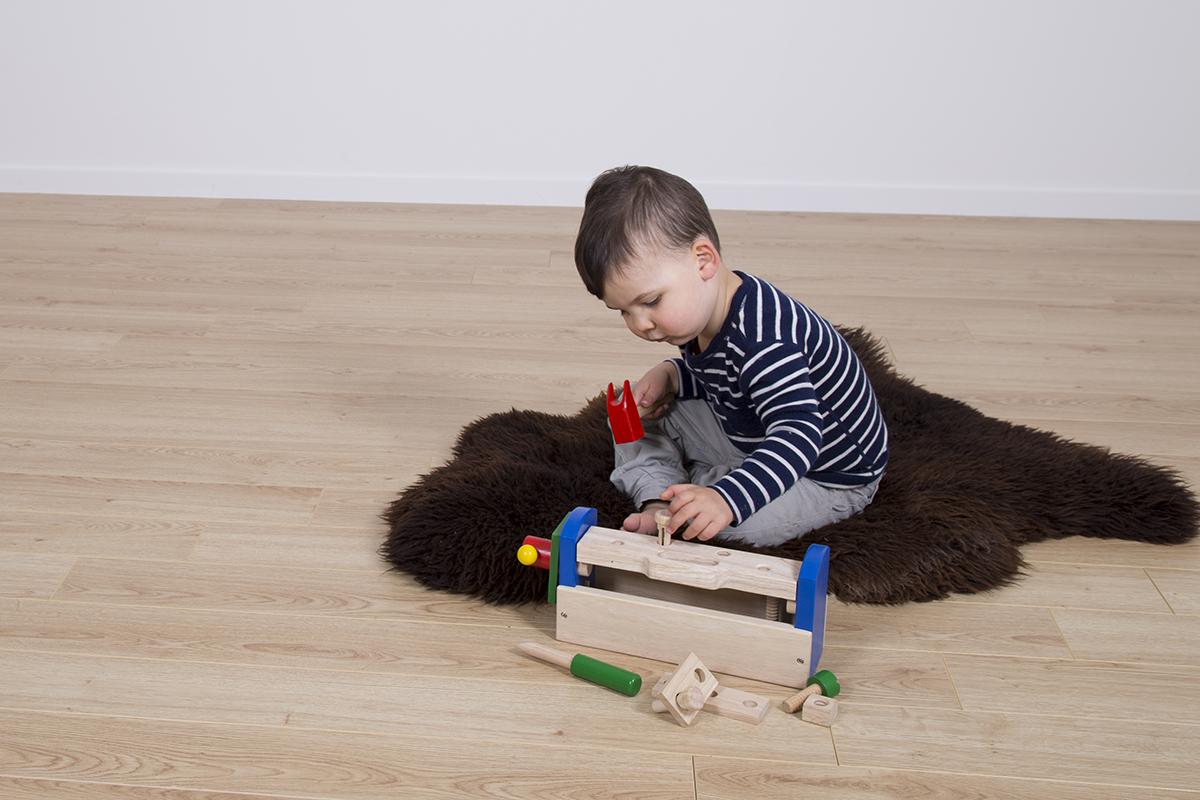 Montessori toolbox insitu