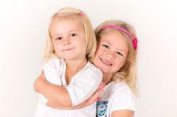 Studio kids portrait