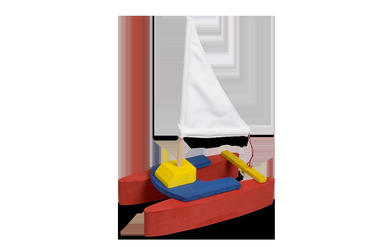 Montessori Boat