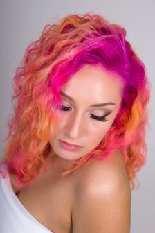 Studio hair model