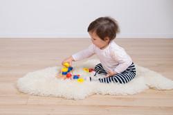 Montessori RingStacker_Shapes_insitu