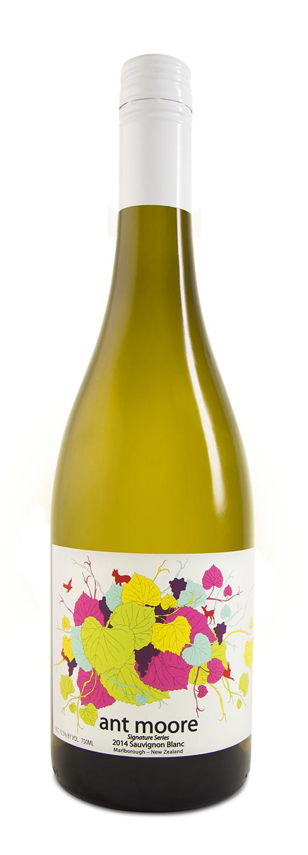 Ant Moore 2014 Sauvignon Blanc