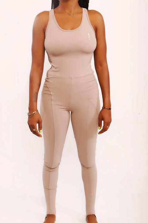 Chai Tea Jumpsuit