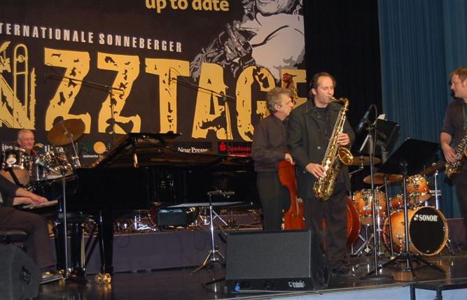 Bab's All Stars at Sonneberg Jazz Festival