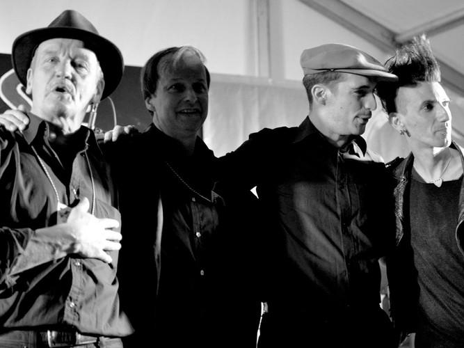 Ivroy Druss & His Sharp Keys au Festival d'Acosse 2016