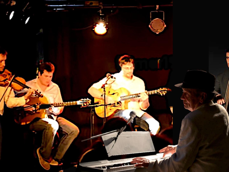 Dilé Gouchti (Jazz Manouche) Jazz Club de Aaken 2017