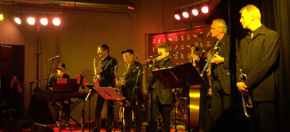 Bab's big Band
