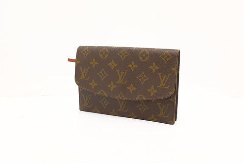 Louis Vuitton Pochette Lava Vintage Pouch in Monogram Canvas