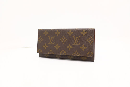 Louis Vuitton Vintage Bill-fold Wallet
