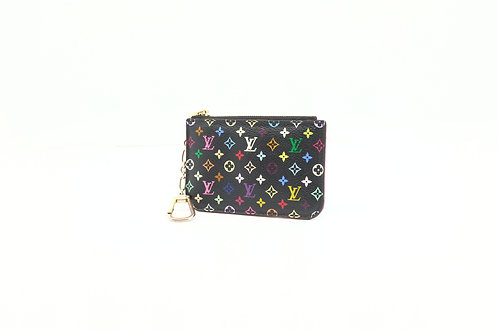 Louis Vuitton Pochette Cles Multicolor