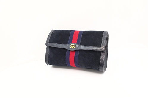 Old Gucci Parfums Vintage Clutch