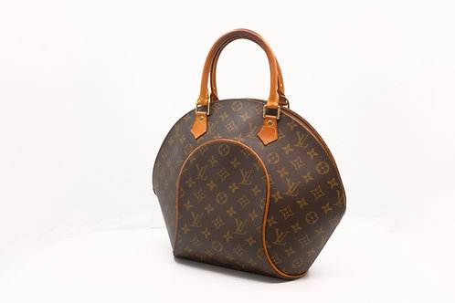Louis Vuitton Ellipse MM Hand Bag Monogram