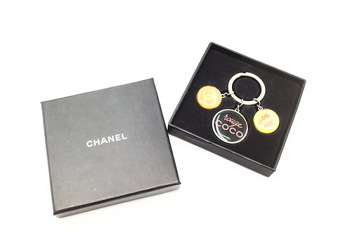 Chanel Louge Coco Key Charm Limited Novelty