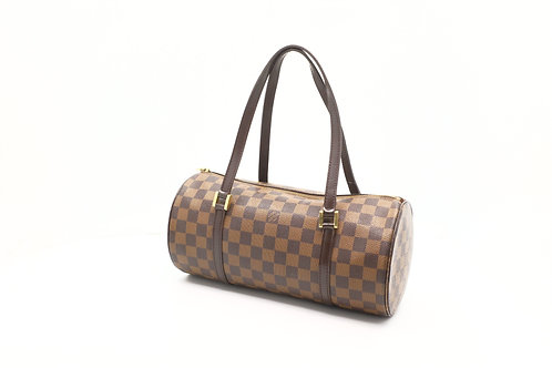 Louis Vuitton Papillon 30 Damier Ebene Canvas