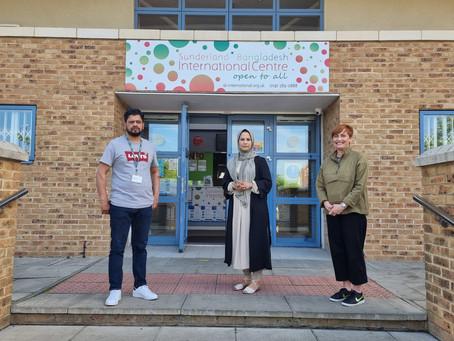 Healthwatch Sunderland launch new partnership