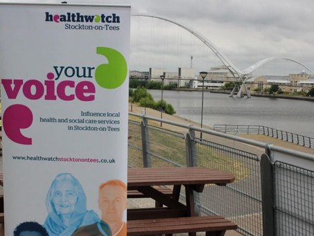 Healthwatch launch annual reports