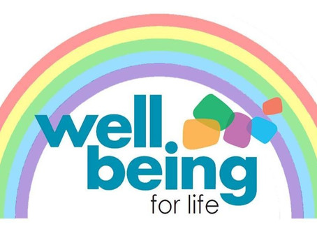 Join our 'Wellbeing for the Time Being' service