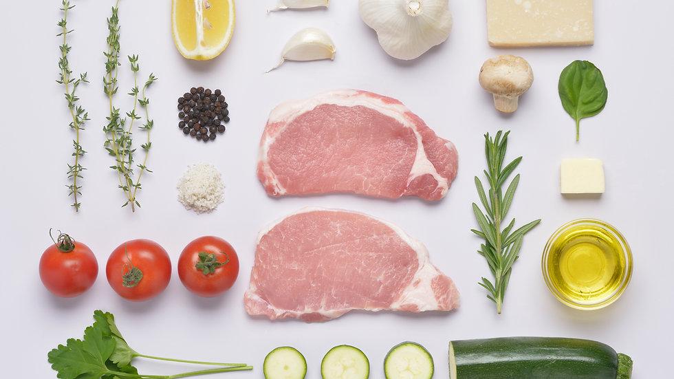 All Natural Pork