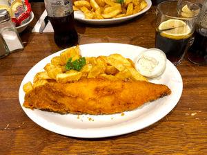 pretty nice 5b551 4c03f Dove mangiare Fish and Chips a Londra