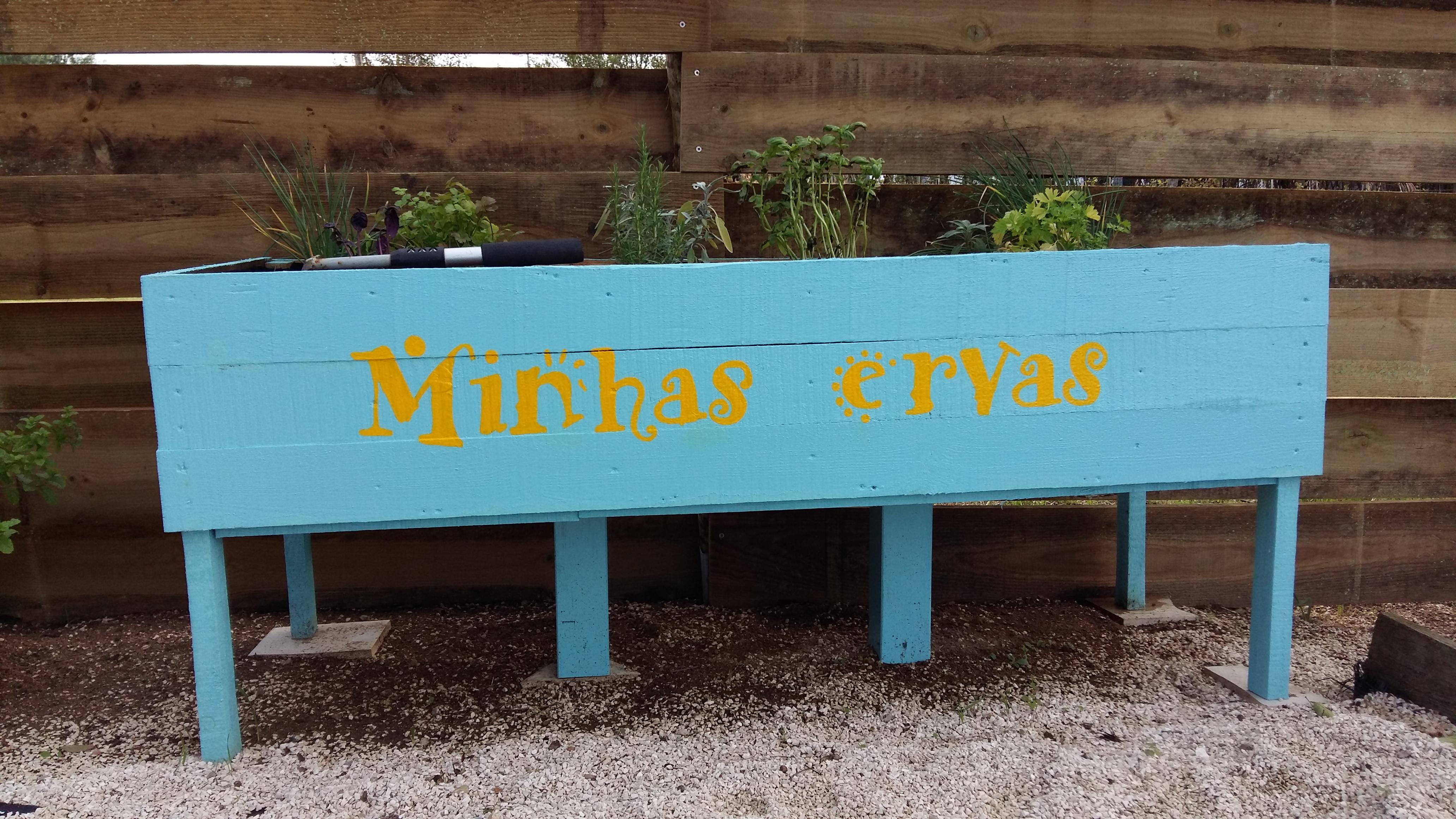 """""""Mes herbes"""""""