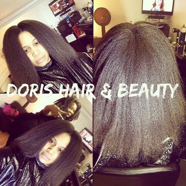 Shampoo and blow dry only $25 & up