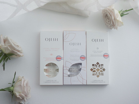 A fine blend of hyaluronic acid-OJESH uses a finely tuned blend of short-chain oligo-hyaluronic acid