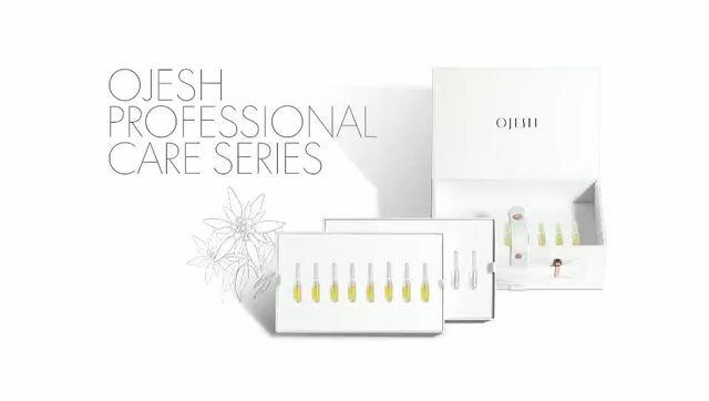 Ojesh Premium Set-  intensively repairs and nourishes the skin