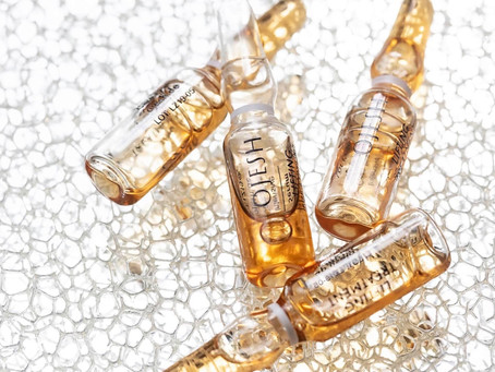 Effective, intensive treatment with hyaluronic acid and plant extracts restores skin's elasticity