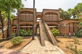 Quiet healing Center In Auroville
