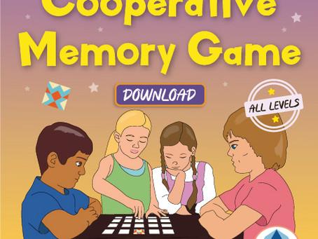 Cooperative Memory game