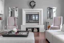 Creative Shot - Fireplace