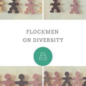 Talking about Diversity with Flockmen