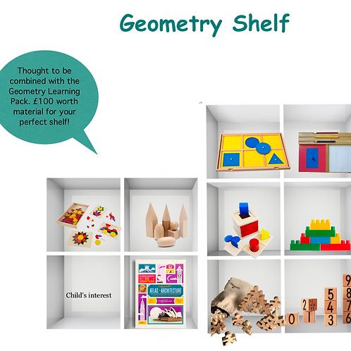 Geometry Shelf