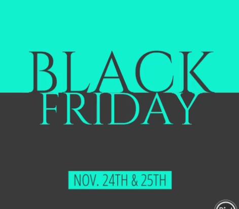 Black Friday Deals Sneak Peek!
