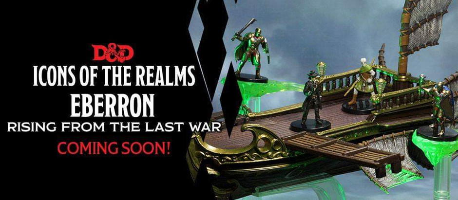 Coming Soon from WizKids!