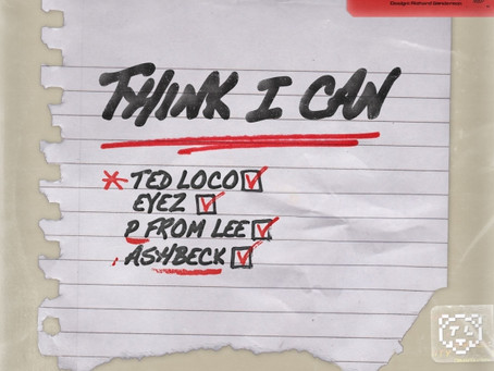 Ashbeck links up with Ted Loco, Eyez & P From Lee