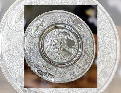 Silver Plating
